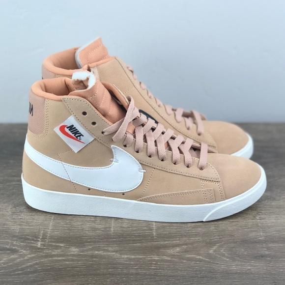 Nike Shoes - NEW Nike Blazer Mid Rebel